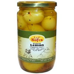 Preserved Lemons 720g | Whole | Buy Online | Middle Eastern | Food & Ingredients | UK | Europe
